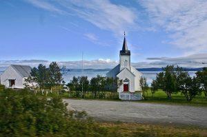 Op vakantie naar Noorwegen