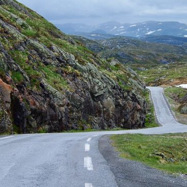 De mooiste wegen van Noorwegen
