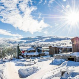 Wintersport Radisson Blu Mountain Resorts&Residence****