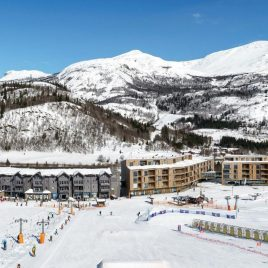 Wintersport SkiStar Lodge Suites****