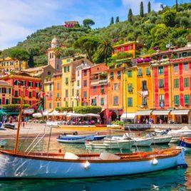 Busreis Cinque Terre, Bloemenrivièra&Elba – Oad busreizen