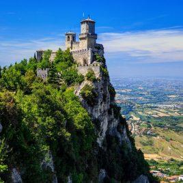 Busreis Adriatische Rivièra, San Marino en Le Marche