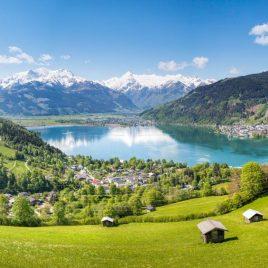 Busreis De hoogtepunten van Zell am See&de Hohe Tauern