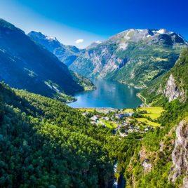Busreis De drie nationale parken van Noorwegen – Oad busreizen