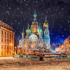 Authentiek Rusland tijdens Nieuwjaar en Kerst – Oad busreizen